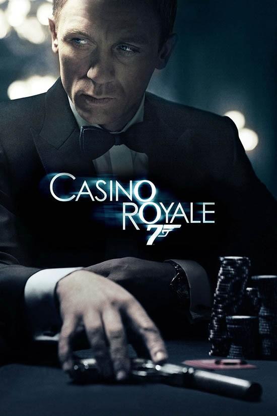 دانلود رایگان فیلم کازینو رویال Casino Royale 2006 با دوبله فارسی