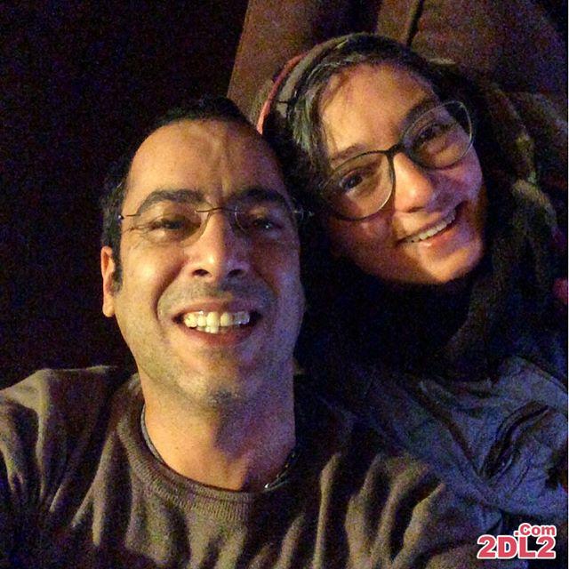 سلفی جدید منتشر شده از سحر ولدبیگی و همسرش نیما فلاح + عکس