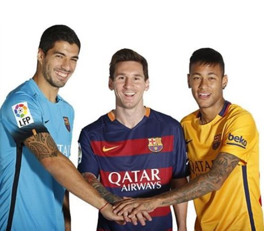 روزنامه اکیپ: لیست بهترین بازیکنان بارسلونا در سال 2015