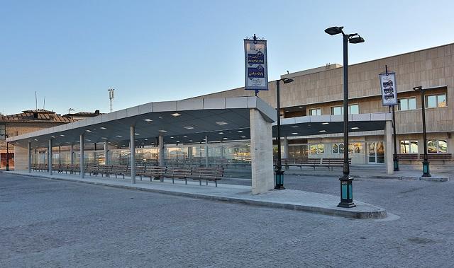 افتتاح پایانه و پارکینگ شهید هاشمینژاد