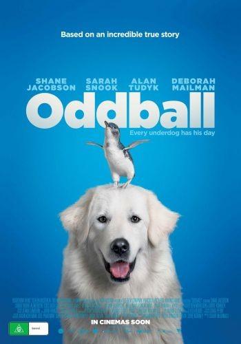 دانلود رایگان فیلم عجیب و غریب و پنگوئن ها 2015 Oddball and the Penguins