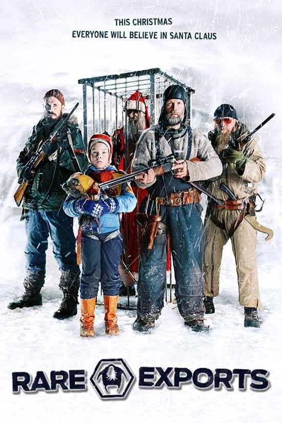 دانلود رایگان فیلم صادرات کمیاب: داستان کریسمس Rare Exports: A Christmas Tale 2010