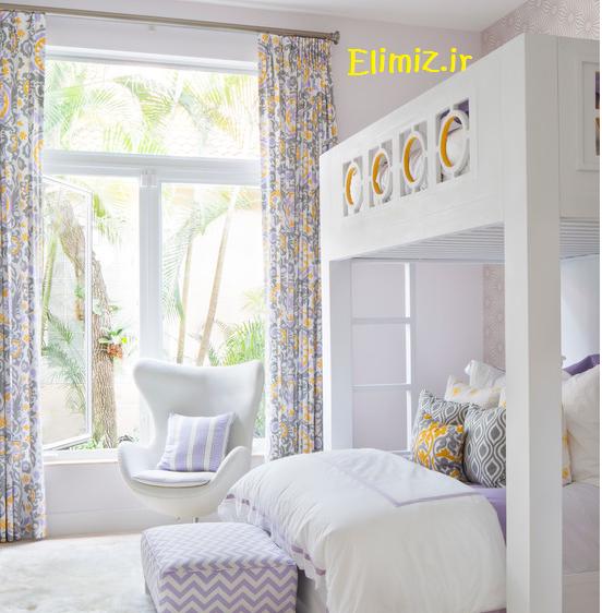 دکوراسیون زیبا اتاق خواب کودک