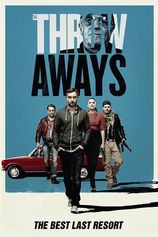 دانلود رایگان فیلم ورقه اعلان The Throwaways 2015