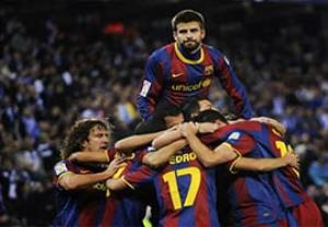 نتیجه بازی بارسلونا اسپانیول 16 دی 94+ دانلود گل های بازی و خلاصه