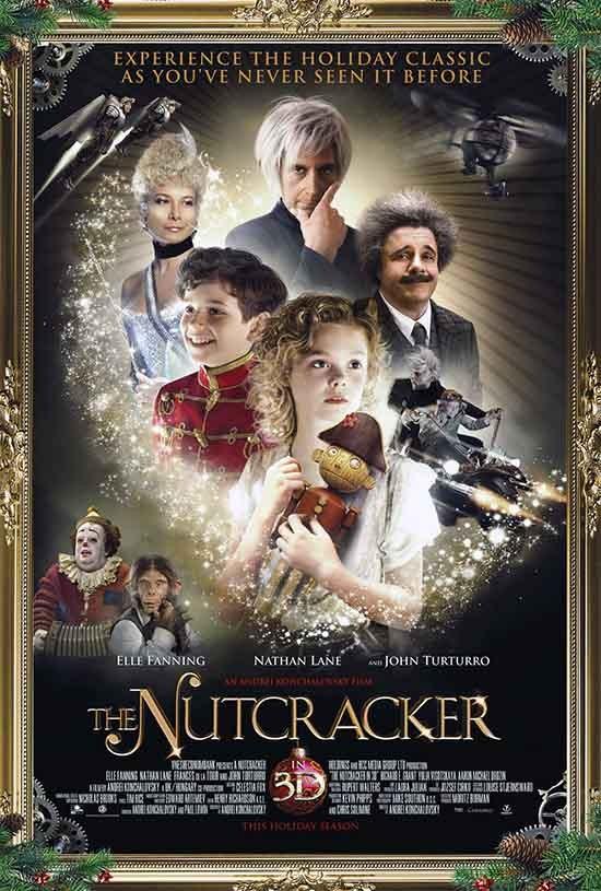 دانلود رایگان فیلم گردوشکن The Nutcracker 2010 با دوبله فارسی