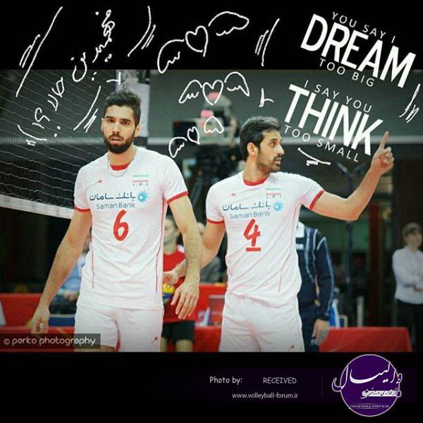 سعید معروف و محمد موسوی
