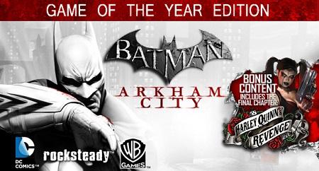 دانلود نسخه فشرده بازی Batman Arkham City برای PC