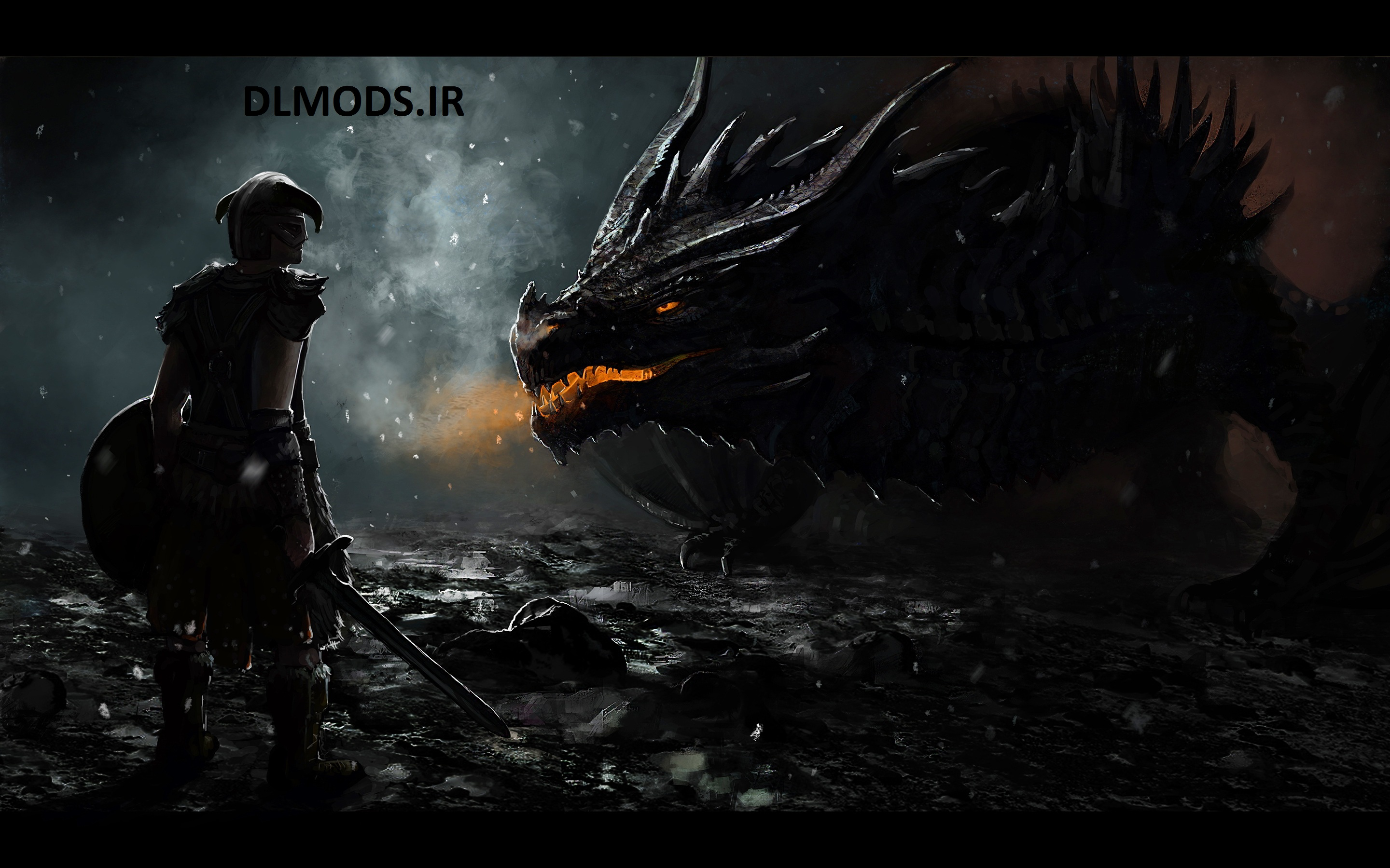 مشکلات بازی The Elder Scrolls V: skyrim