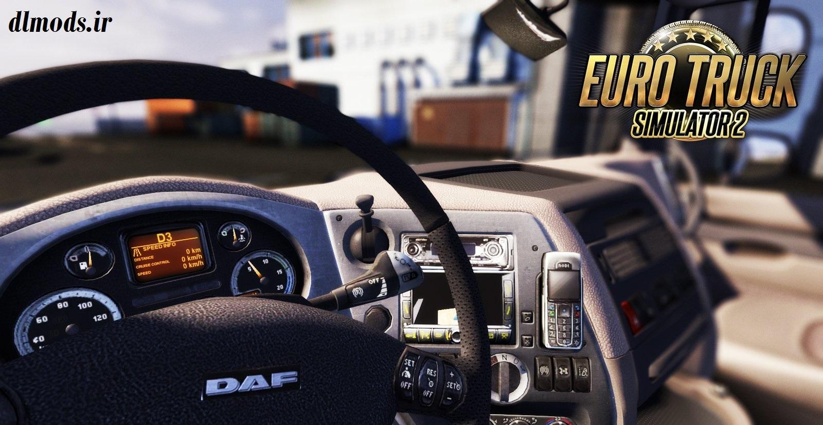 حل مشکل و خطای بازی Euro Truck Simulator 2