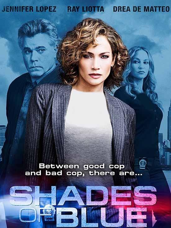 دانلود رایگان سریال سایه های آبی Shades of Blue