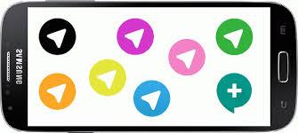 نصب همزمان 29 بیست و نه تلگرام رنگا رنگ بر روی یک گوشی