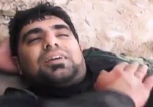 لحظه زیبای عروج یک شهید مدافع حرم + فیلم