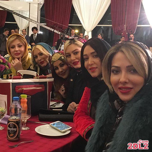 عکسی از مشهور ترین بازیگران زن خوشگل ایرانی در کنار هم