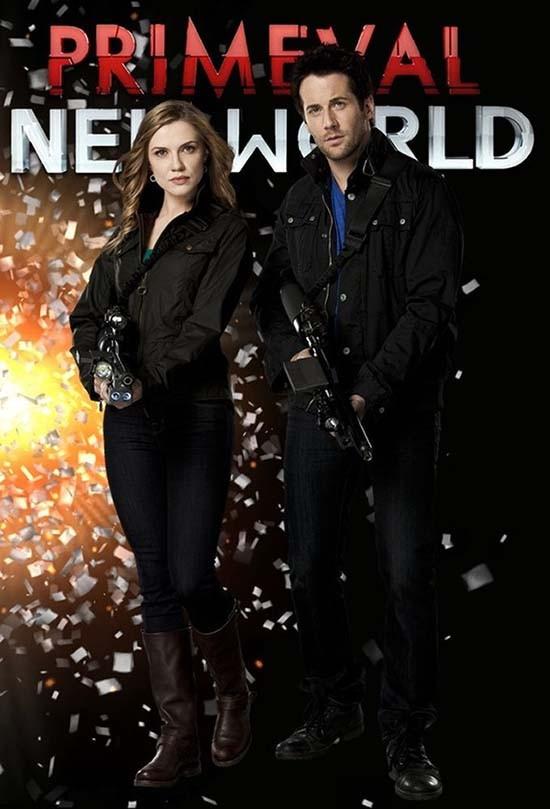 دانلود رایگان سریال دوران کهن : دنیا جدید Primeval: New World با دوبله فارسی