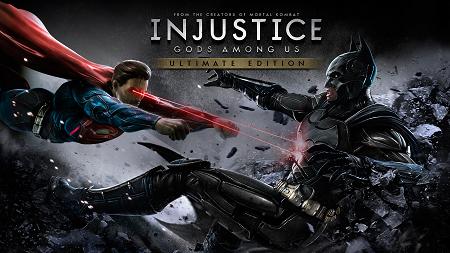 دانلود نسخه فشرده بازی Injustice Gods Among Us Ultimate Edition برای PC