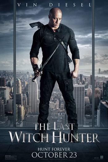 دانلود رایگان فیلم آخرین شکارچی جادوگر The Last Witch Hunter 2015