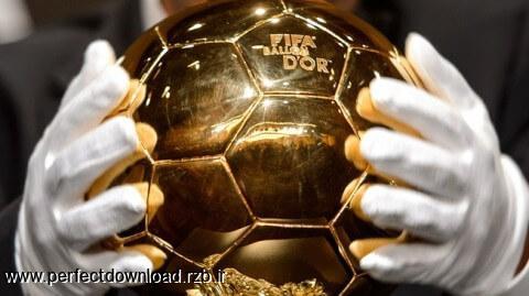 دانلود مراسم توپ طلا FIFA Ballon d'Or Gala 2015