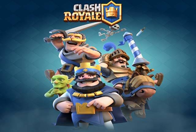 Clash Royale بازی کلش رویال – سوپرسل
