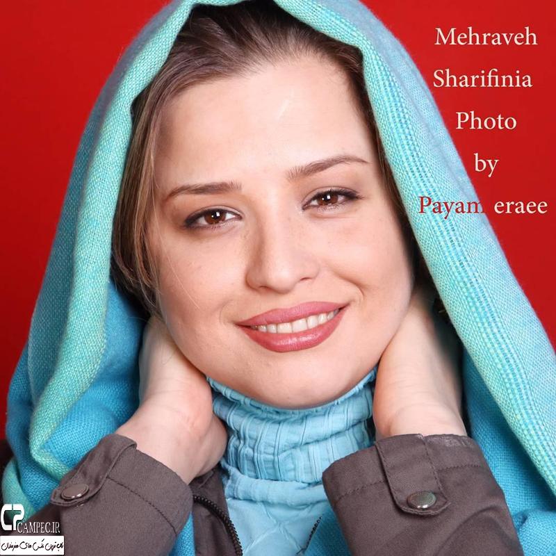 عکس های جدید زیبای مهراوه شریفی نیا دی 94