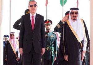 باج پادشاه عربستان به اردوغان