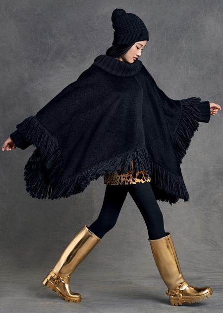 يكی از زيباترين و شيک ترين مدل های لباس زنانه زمستانی D&G 95-2016
