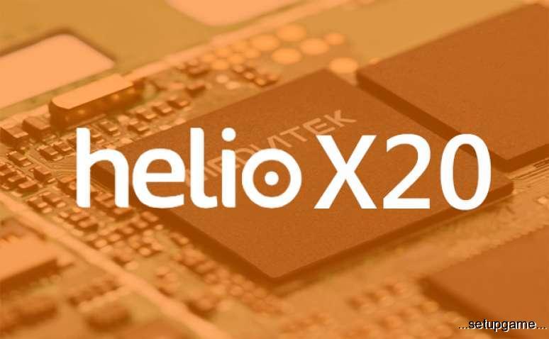 Meizu MX6 اولین گوشی با پردازنده ی MediaTek Helio X20