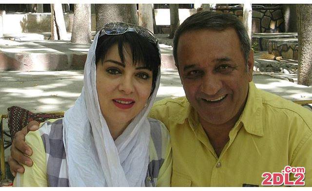 عکسی از حمیرا ریاضی با تیپ متفاوت در کنار همسرش