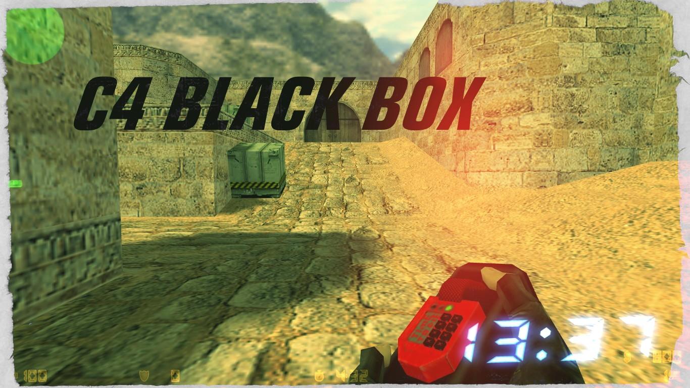 دانلود اسکین بمب c4 _black_box