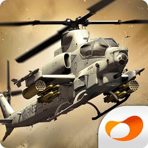 دانلود GUNSHIP BATTLE: Helicopter 3D 2.2.60 - بازی نبرد هلیکوپتر برای اندروید