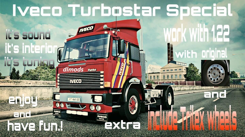 دانلود مد IVECO TURBOSTAR SPECIAL 1.22.X