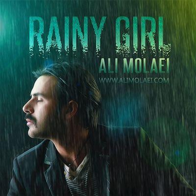 دانلود آسان آهنگ زیبای دختر بارونی از علی مولایی/همراه متن
