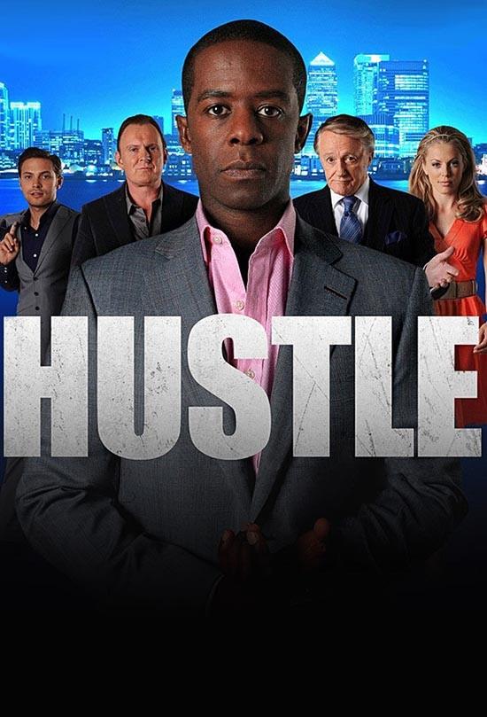 دانلود رایگان سریال شیادها Hustle با دوبله فارسی