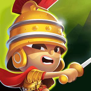 دانلود World of Warriors: Quest v1.5.0 - بازی استراتژیک دنیای جنگجویان: جستجو برای اندروید