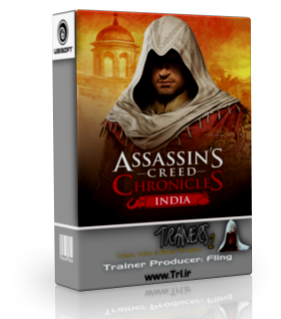 ترینر بازی (Assassins Creed Chronicles India 1.01(lingon +7