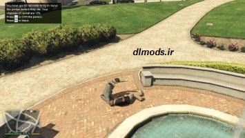 دانلود مد نجات دیگران در بازی GTA V