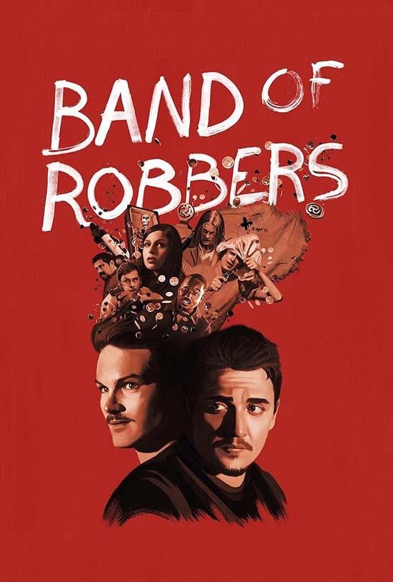 دانلود رایگان فیلم گروه سارقان Band of Robbers 2015