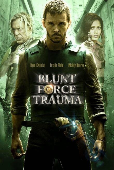 دانلود رایگان فیلم Blunt Force Trauma 2015