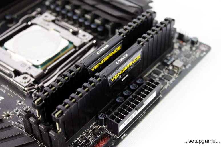 رم (RAM) های جدید کورسایر برای ایجاد رقابت آمدند