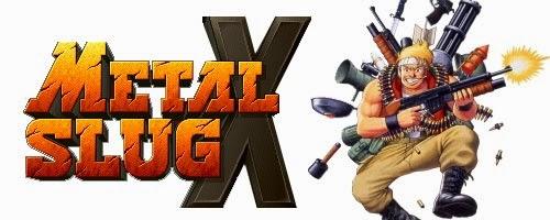 دانلود بازی کم حجم Metal Slug X برای کامپیوتر