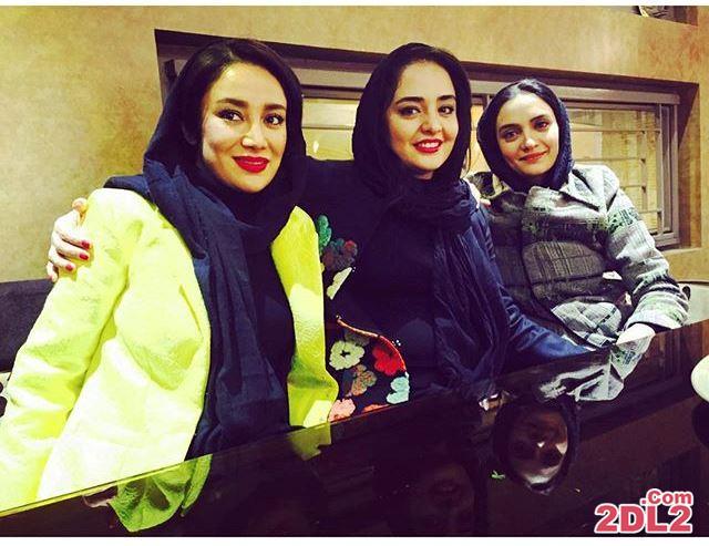 عکس جدید نرگس محمدی در کنار بهاره افشاری و میترا حجار