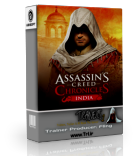 ترینر بازی (Assassins Creed Chronicles India 1.00(Fling +7