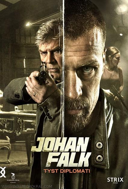 دانلود رایگان فیلم Johan Falk: Tyst diplomati 2015