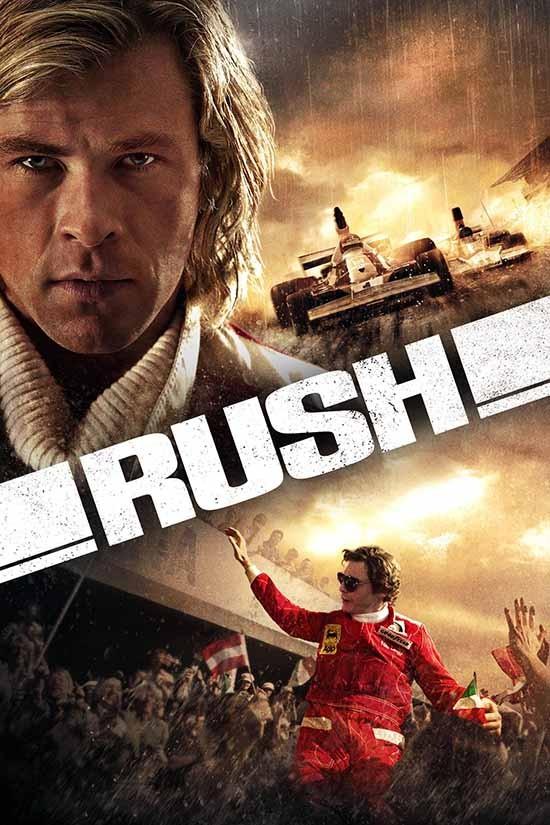 دانلود رایگان فیلم شتاب Rush 2013 با دوبله فارسی