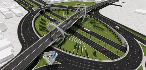 افتتاح بزرگ ترین پل کابلی ایران در عید غدیرخم