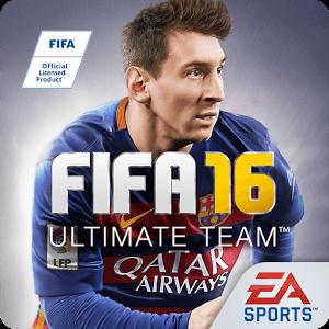 دانلود FIFA 16 Ultimate Team 3.2.113645 – بازی فوتبال فیفا 16برای اندروید