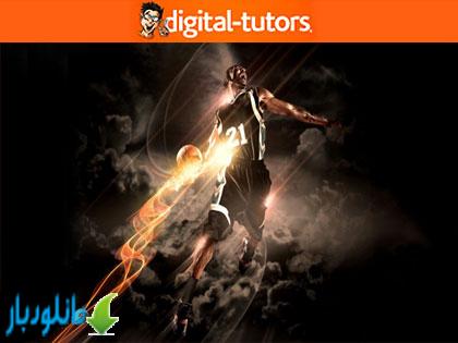 آموزش ایجاد افکت های نوری در فتوشاپ از دیجیتال تتور – Digital Tutors Creating Powerful Lighting Effects in Photoshop+دانلود