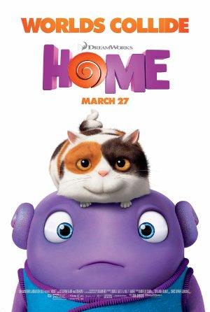 دانلود رایگان انیمیشن Home 2015