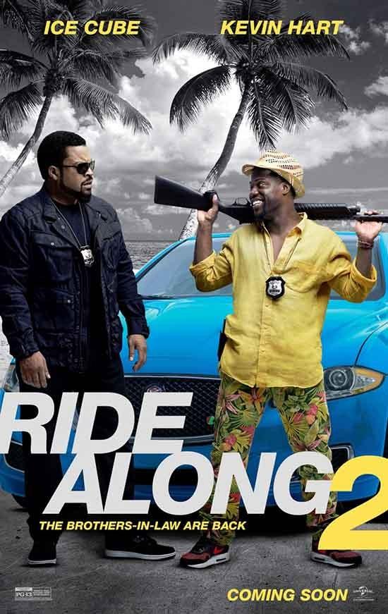 دانلود رایگان فیلم پلیس بازی 2 Ride Along 2 2016