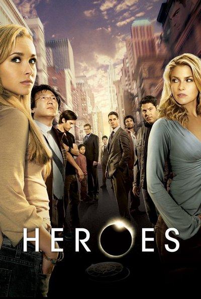 دانلود سریال قهرمانان Heroes